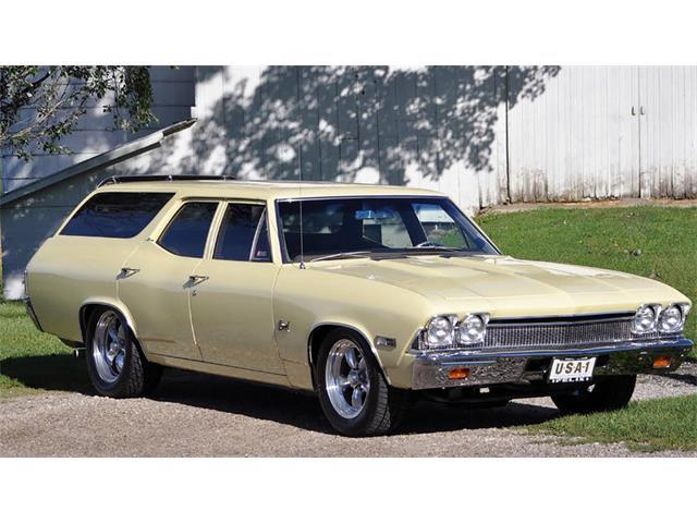 1968 Chevrolet Chevelle | 902609