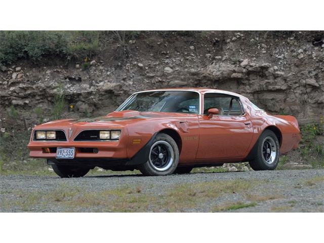 1978 Pontiac Firebird Trans Am | 902615