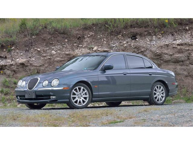 2001 Jaguar S-Type | 902617