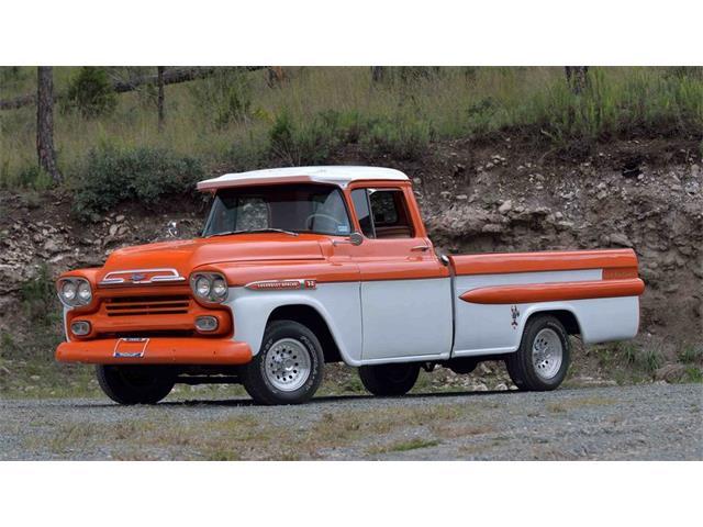1959 Chevrolet Apache | 902624