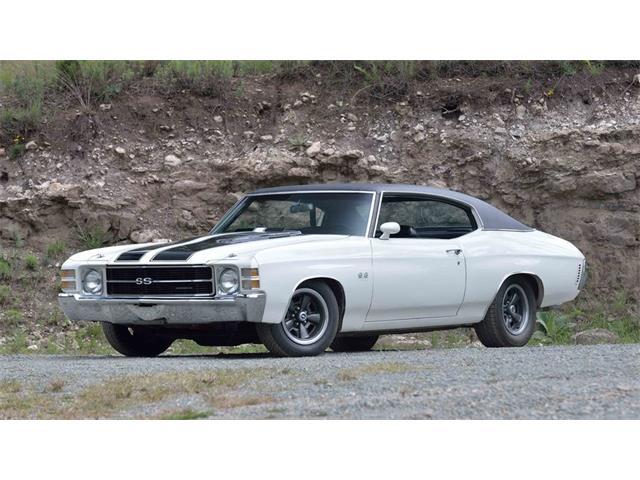 1971 Chevrolet Chevelle SS | 902629