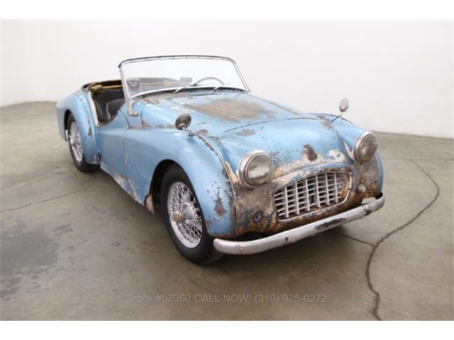 1958 Triumph TR3 | 900263