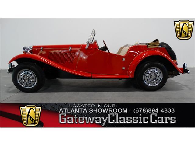 1952 MG TD | 902647