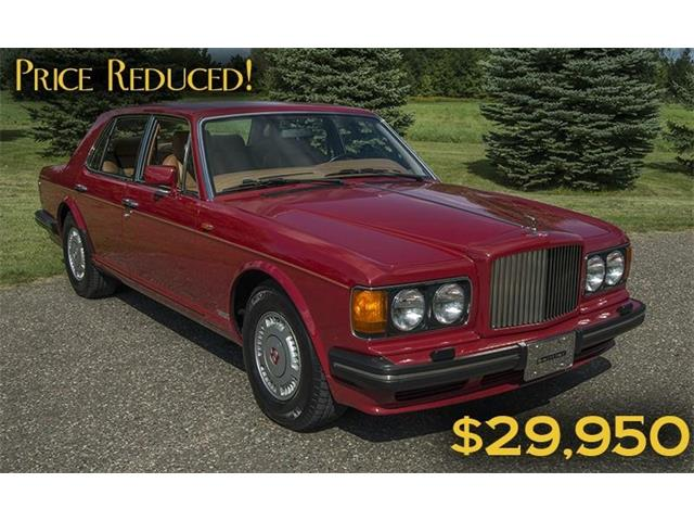 1990 Bentley Turbo R | 902648