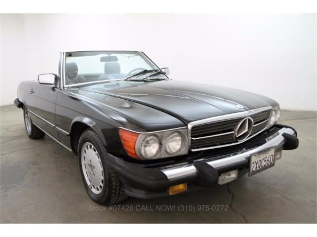 1988 Mercedes-Benz 560SL | 900266