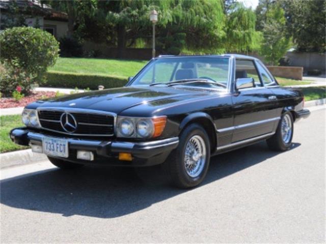 1985 Mercedes-Benz 380SL | 902676