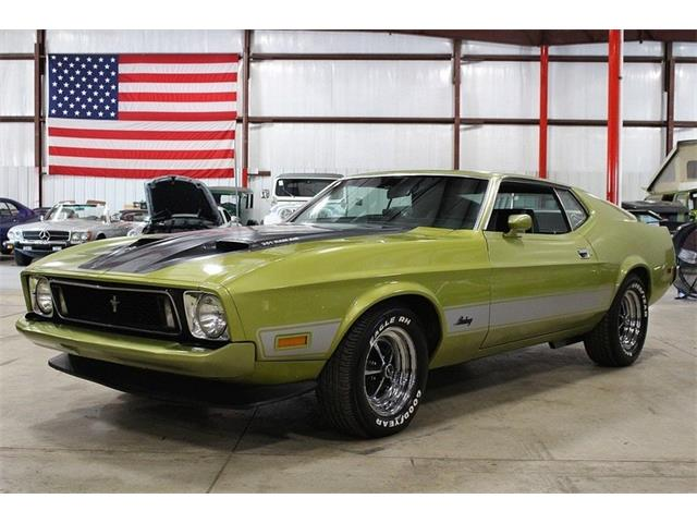 1973 Ford Mustang | 900268