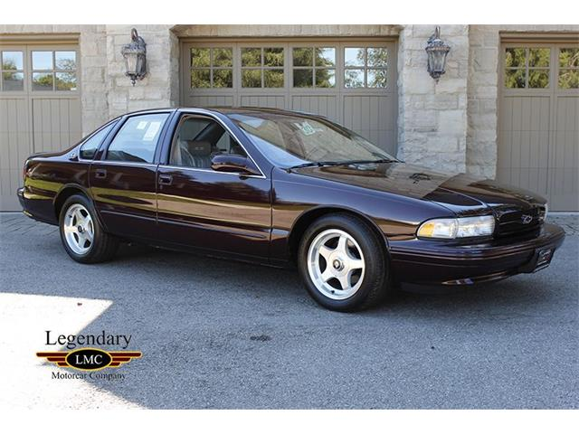 1996 Chevy Caprice For Sale ... to 1997 Chevrolet Impala SS For Sale on ClassicCars.com - 15 Available