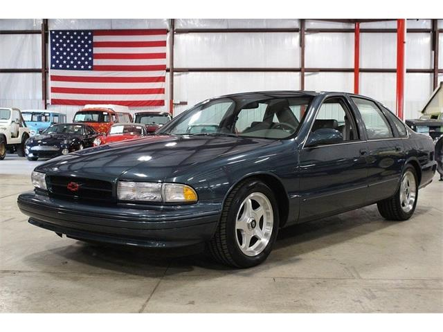 1994 To 1996 Chevrolet Impala Ss For Sale On Classiccars