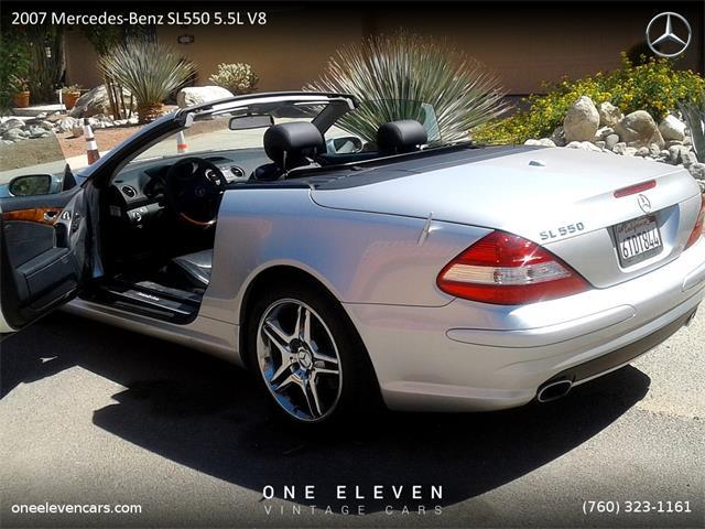 2007 Mercedes-Benz SL550 5.5L V8 | 902698