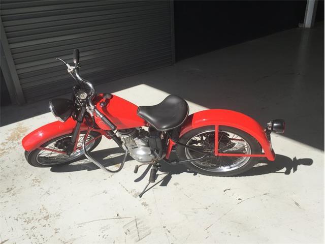 1956 Harley-Davidson Motorcycle | 900027