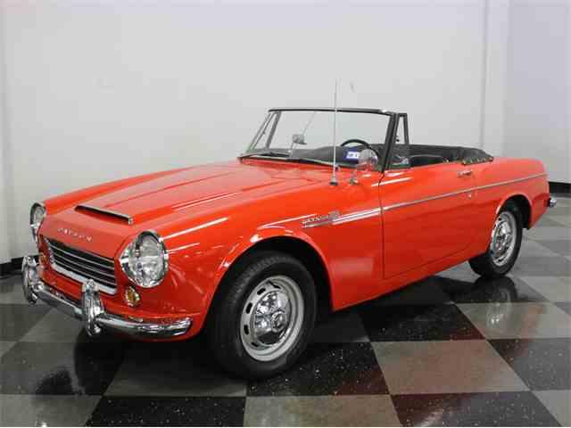 1967 Datsun 1600 | 902708