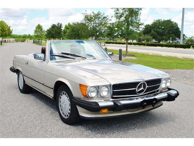 1988 Mercedes-Benz 560SL | 902715