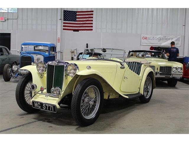 1948 MG TC | 902719