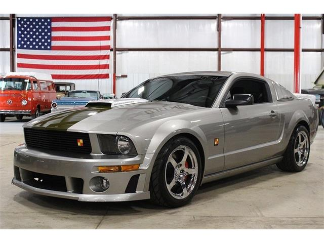 2008 Ford Mustang (Roush) | 900272