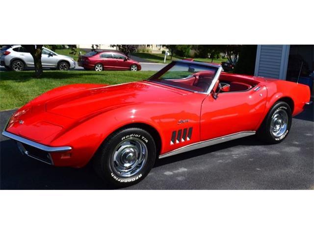 1969 Chevrolet Corvette | 902723