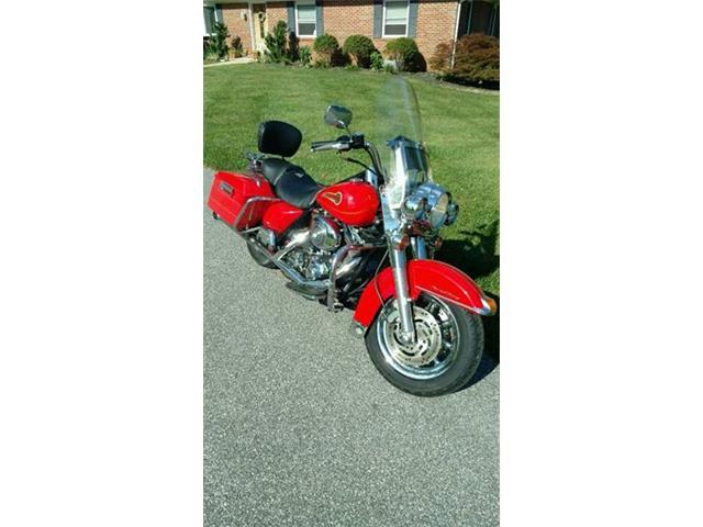 2002 Harley-Davidson Motorcycle | 902724