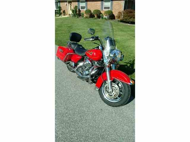 2002 Harley-Davidson Motorcycle   902724