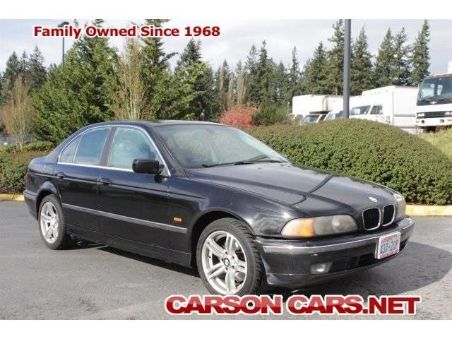 2000 BMW 5 Series | 902726