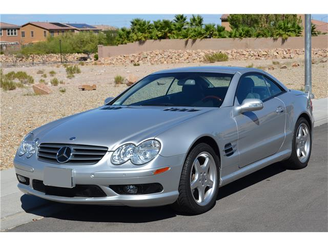 2003 Mercedes-Benz 500SL | 902735