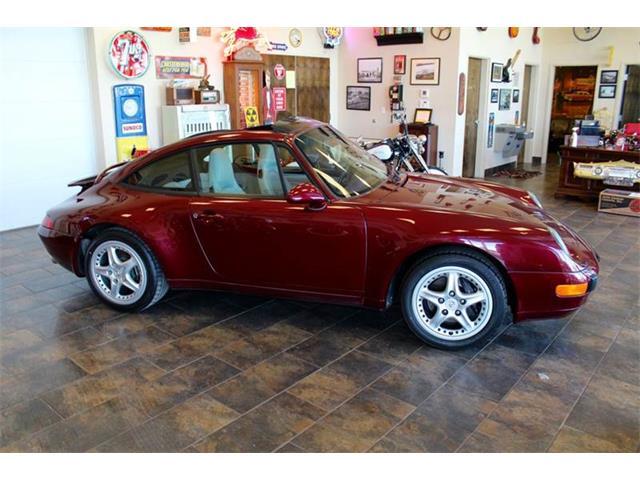 1996 Porsche 911 | 900274