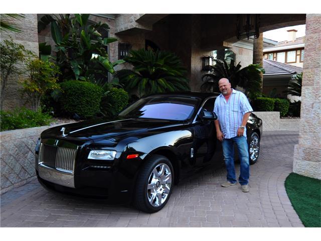 2012 Rolls-Royce Silver Ghost | 902741