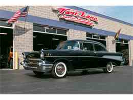 Picture of '57 Chevrolet Bel Air located in St. Charles Missouri Offered by Fast Lane Classic Cars Inc. - JCKB