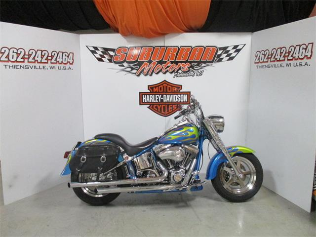 2001 Harley-Davidson® FLSTF - Softail® Fat Boy® | 902757