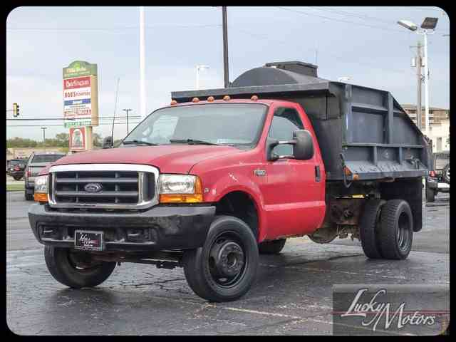 1999 Ford F550 | 902766