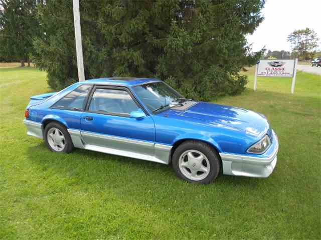 1987 Ford Mustang | 902767