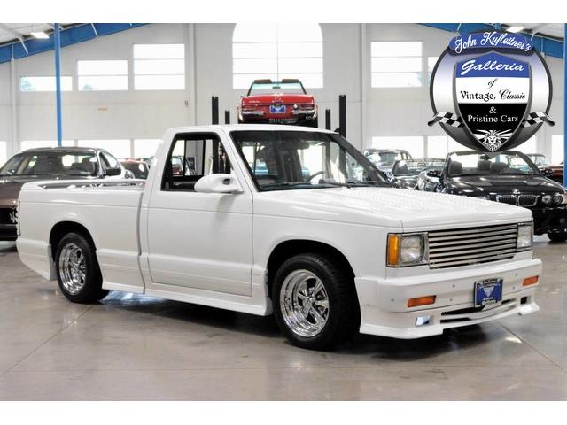 1989 Chevrolet S10   902778