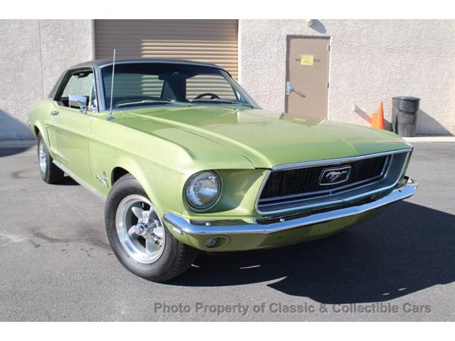1968 Ford Mustang | 902786