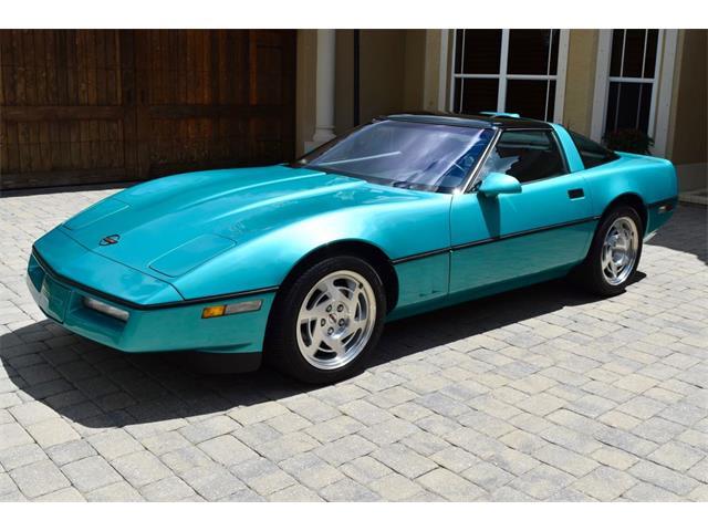 1990 Chevrolet Corvette | 902792