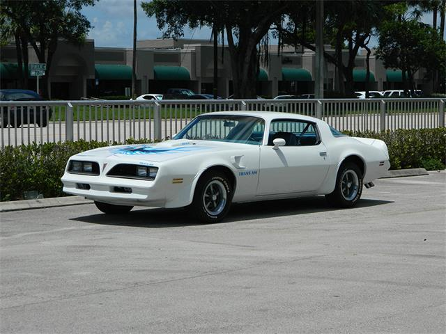1978 Pontiac Firebird Trans Am | 902796