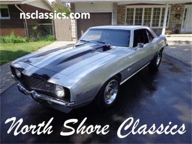 1969 Chevrolet Camaro | 900284