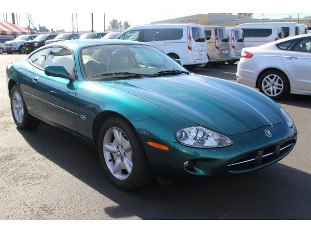 1997 Jaguar XK8 | 902842