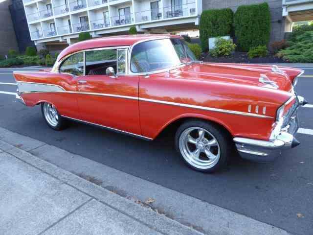 1957 Chevrolet 2-Dr Hardtop | 902848