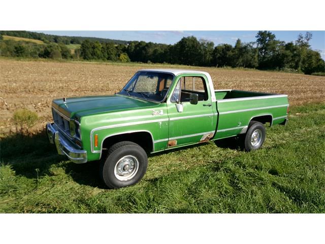 1974 GMC K10 Sierra Grande | 902849