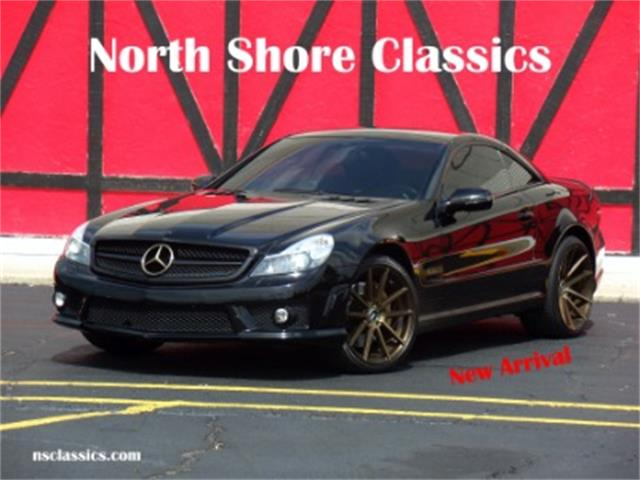 2009 Mercedes Benz SL63 | 900285