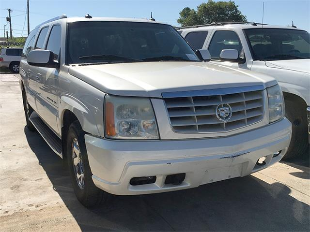 2003 CADILLAC ESCALADE ESV 1500; LUXURY | 902850