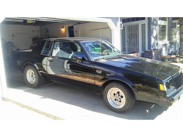 1987 Buick Grand National | 902853