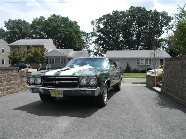 1970 Chevrolet Chevelle SS | 902862