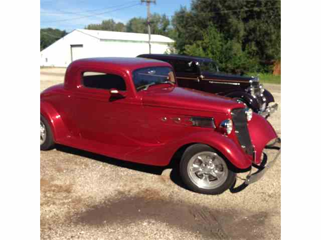 1934 Ford Coupe | 902865
