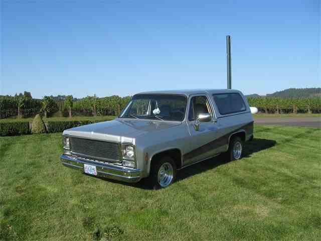 1979 Chevrolet Blazer | 902869
