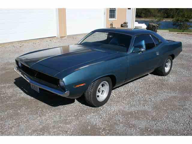 1970 Plymouth Barracuda   900288