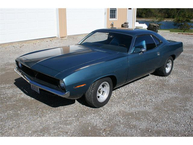 1970 Plymouth Barracuda | 900288