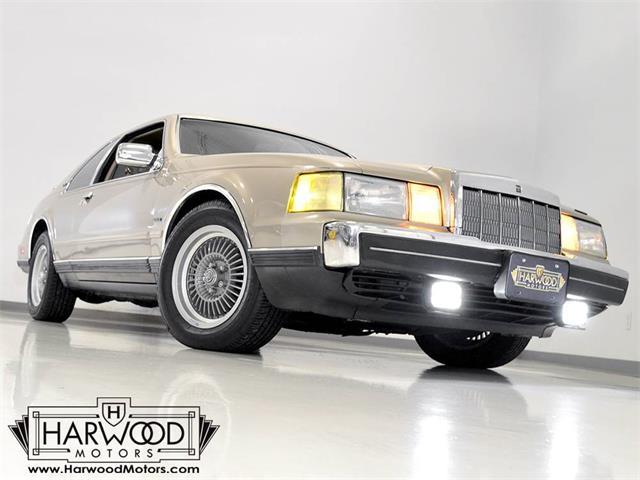 1988 Lincoln Mark VII | 902886
