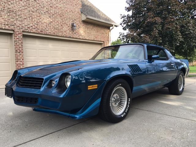 1979 Chevrolet Camaro Z28 | 902887