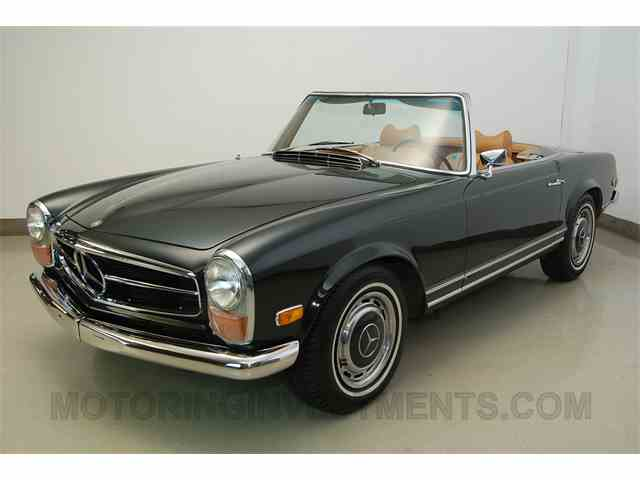 Classifieds for 1970 benz 280sl 13 available for Buy old mercedes benz