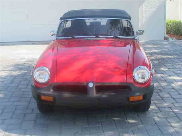 1980 MG MGB | 902895